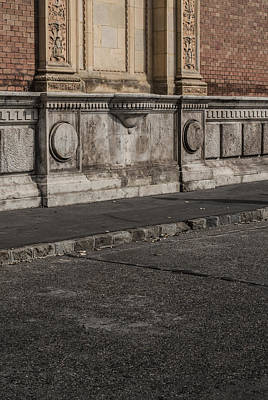 Budapest Sightseeing Tours Photograph - Ancient Geometry by Sabina Cosic