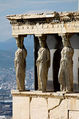 Photograph - Ancient Greece by Anthony Doudt