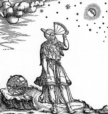 Ptolemy Photograph - Ancient Greek Astronomer by Universal History Archive/uig