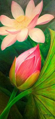 Painting - Ancient Journey by Claudette Dean