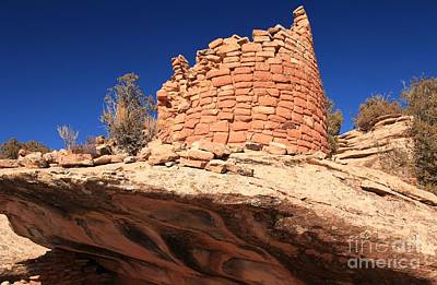 Photograph - Ancient Pueblo by Adam Jewell
