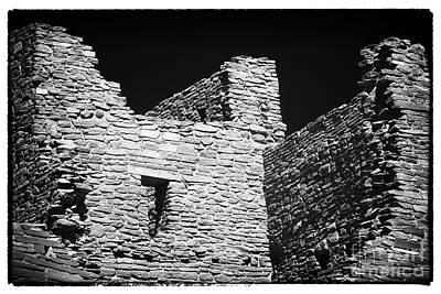 Photograph - Ancient Pueblo by John Rizzuto