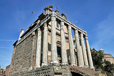 Photograph - Ancient Rome by Bill Howard