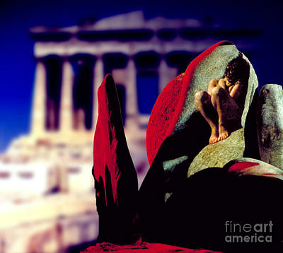 Photograph - Ancient by Sandro Rossi
