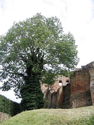 Simon De Montfort Wall Art - Photograph - Ancient Sentry by Denise Railey