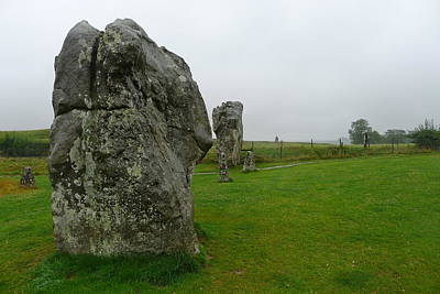 Photograph - Ancient Site Of Avebury by Denise Mazzocco