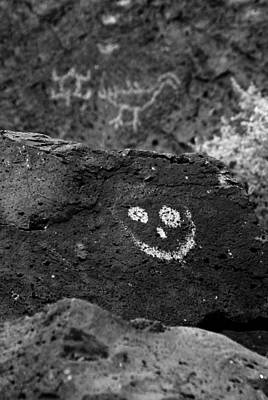 Photograph - Ancient Smile by Daniel Woodrum