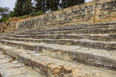 Photograph - Ancient Stairs by Patricia Hofmeester