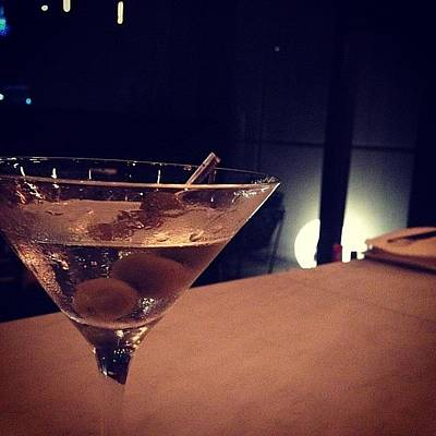 Martini Photograph - And A #greygoose #martini To End The by Marcus Chan