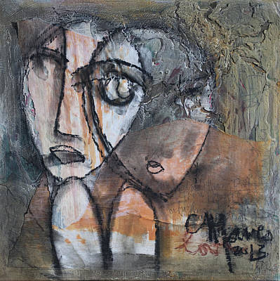 Painting - And I Knew It Was Love by Laurie Maves ART