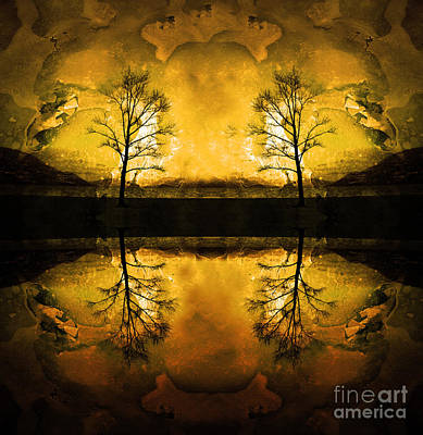 Aging Digital Art - And We Can Be Broken Together by Tara Turner