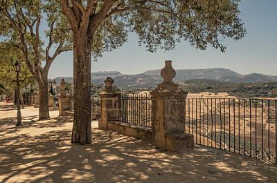 Photograph - Andalusian Sun. Ronda. Spain by Jenny Rainbow