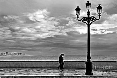 Photograph - Andaluzia - Spain - Cadiz Seaside by Carlos Alkmin