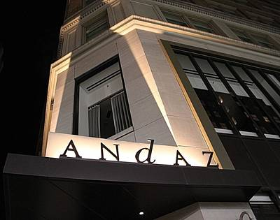 Andaz Art Print by Dan Sproul