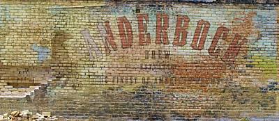 Anderbock Brew Art Print by John Babis