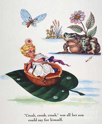 Photograph - Andersen: Thumbelina by Granger