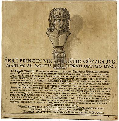 Andrea Andreani After Andrea Mantegna, The Triumph Art Print