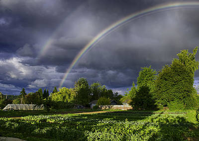 Photograph - Andreas Pot Of Gold by Gary Neiss