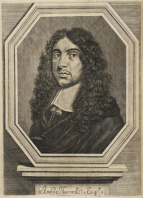 Miscellaneous Photograph - Andrew Marvell by British Library