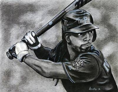 Andrew Mccutchen Original by Adam Acosta
