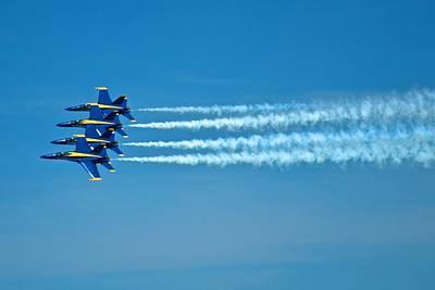Photograph - Andrews J B Air Show 12 by Ricardo J Ruiz de Porras