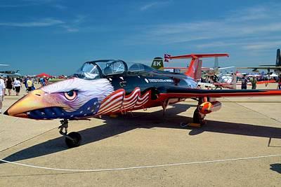 Photograph - Andrews J B Air Show 4 by Ricardo J Ruiz de Porras
