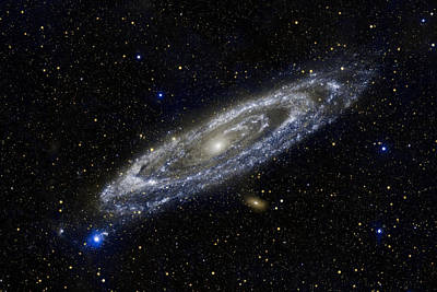 Deep Space Photograph - Andromeda by Adam Romanowicz