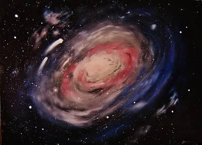 Andromeda Original by Eugene Budden