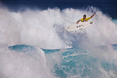 Photograph - Andy Irons C6j2054 by David Orias
