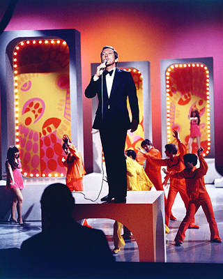 Williams Photograph - Andy Williams by Silver Screen
