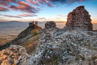 Bulgaria Photograph - Anevo Fortress by Evgeni Dinev