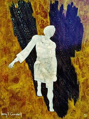 Angel 1 Art Print by Larry Campbell