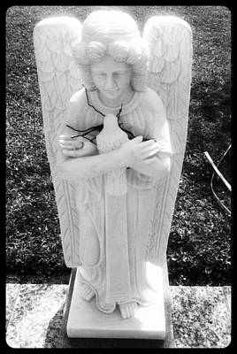 Photograph - Angel 1 by Lee Farley