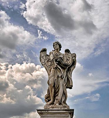 Photograph - Angel by Bill Howard