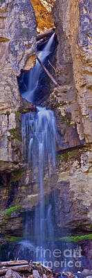Photograph - Angel Falls by Chuck Flewelling