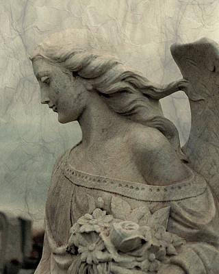 Angel Hair Art Print
