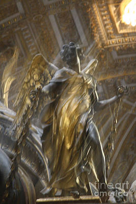 Photograph - Angel In Motion by Mary-Lee Sanders