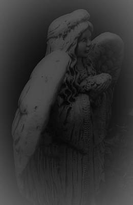 Photograph - Angel by Jennifer Burley