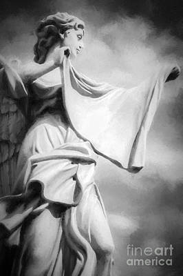 Photograph - Angel by Kathleen K Parker