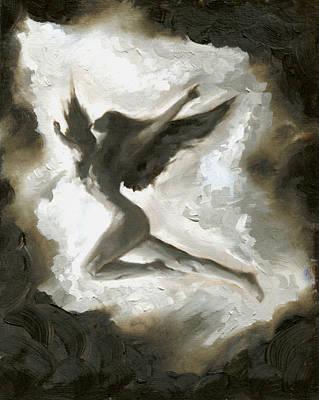 Angel Original by Luis  Navarro