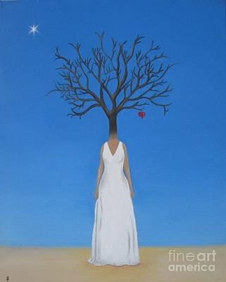 Painting - Angel Of Mercy by Venus