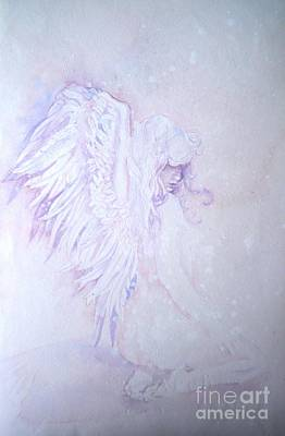 Painting - Angel by Sandra Phryce-Jones
