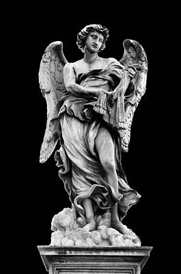 Angelo Photograph - Angel With The Whips  by Fabrizio Troiani