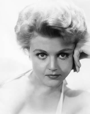 Lansbury Photograph - Angela Lansbury, 1961 by Everett