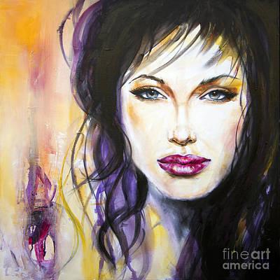 Angelina Jolie Original by Ira Ivanova