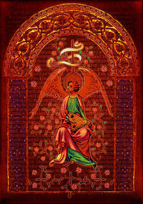 Angel's Archway Original by Li   van Saathoff