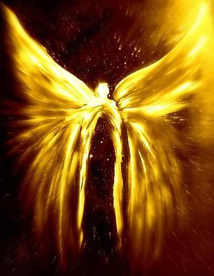 Angels Of The Golden Light Anscension Original