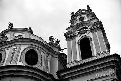 Photograph - Angels Over Salzburg by John Rizzuto