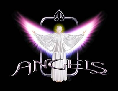 Digital Art - Angels by Scott Ross