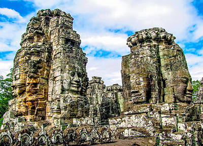 Angkor Art Print